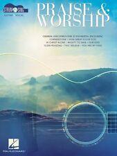 Praise & Worship Strum & Sing Sheet Music Strum and Sing Series NEW 000152381