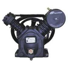Ingersoll Rand 2475 Air Compressor Pump 5 Hp 7 12 Hp 2 Stage 41 Oz Oil