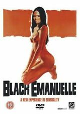 BLACK EMANUELLE - A NEW EXPERIENCE IN SENSUALITY  -  NEW (C79)  {DVD}