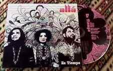 ALLA' / ES TIEMPO - CD (printed in Belgium 2008 - digipak)