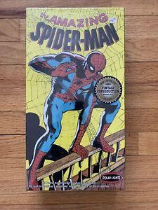The Amazing Spider-Man Polar-Lights Vintage Reissue Plastic Model Kit