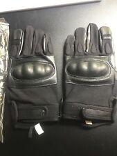 Hard Knuckle Gloves Black, Sz Large, Paintball (bt)