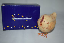 Harmony Ball Meow At The Moon Treasure Box Figurine - Chicken - Pan - Nib