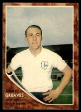 Cromos de fútbol de coleccionismo originales Premier League, Temporada 1963
