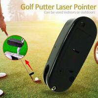 Golf Putter Laser Pointer Putting Training Target Aid Practice Useful Tool F4R6