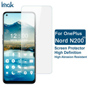 For OnePlus Nord N200 / Nord CE 5G IMAK Soft Explosion-Proof TPU Screen  Film