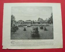 1899 - Ciechocinek --- Dworzec kąpielowy - Polska Poland Polen