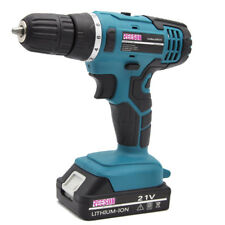 21V Muti-function Electric Drill Lithium Cordless Electric Screwdriver PowerTool