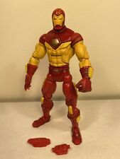 Marvel Legends Face Off Iron Man Toybiz Modular Armor Complete With Two Arm Pcs