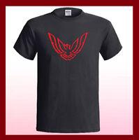 PONTIAC FIREBIRD Logo Trans Am Muscle Car Racing Men's T-Shirt S M L XL 2XL 3XL
