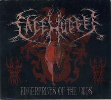 FACEHUGGER - Fingerprints Of The Gods - CD Digi-Pack - Death Metal