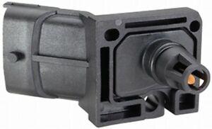 Hella Boost Pressure Sensor 6PP009400-591 fits Volvo V70 285 2.3 2.4 T AWD