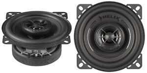 HELIX F 4X 10 cm 2-Wege-Lautsprecher mit 80 Watt (RMS: 40 Watt)
