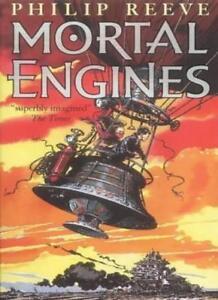 Mortal Engines (Mortal Engines Quartet),Philip Reeve, David Frankland