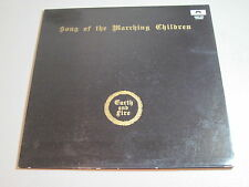 Earth And Fire-Song Of The Marching Children-LP 1971 Polydor Made in Netherlands