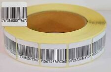 Eas Anti-Theft Checkpoint Security Soft Label Tag 1000Pcs Rf 8.2 Mhz (30Mmx30Mm)