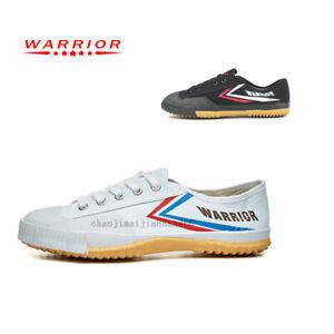 Vintage WARRIOR Shaolin Kung Fu Sneaker Tai chi Wushu Training Running Shoes