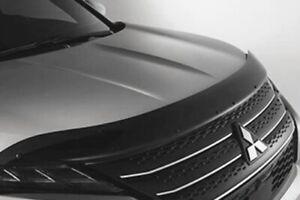Genuine Mitsubishi HOOD BUG GRAVEL PROTECTOR DEFLECTOR OUTLANDER  2022