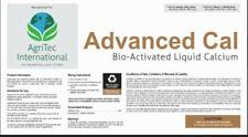 ADVANCED-CAL 55 gal Liq Cal/minerals, fertilizer; gardens, fields, deer plots