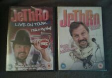 JETHRO I TOLD IT MY WAY/FROM THE MADHOUSE DVDS **NEW**