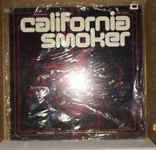 California Smoker - S/T — Direct To Disc — Sealed!!!
