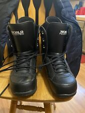 mens 11 Lace-up snowboard boots - World Industries