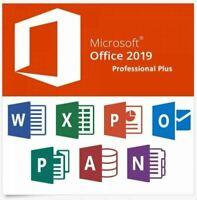 Microsoft Office 2019 Professional Plus Lizenzschlüssel 🔑MS Office 2019 Pro Key