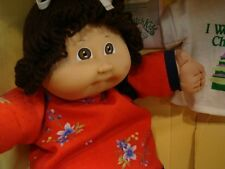 China Cabbage Patch Kids World Traveler Doll NRFB Vintage 1985 In Original Box