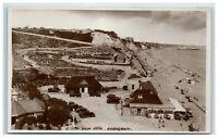 Postcard Alum Chine Bournemouth Dorset real photo