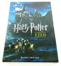 Harry Potter Complete 8-Film Collection Dvd 8 Disc Dvd Set New