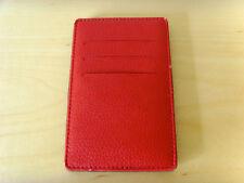 Cartera para Juego de Magia de Cartas - Magic Wallet for Card Games - Red Roja