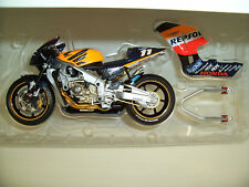 MOTO HONDA RC211V REPSOL UKAWA 2002 1/12 MINICHAMPS 122027111 miniature collecti