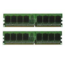 4GB 2x2GB HP - Compaq Presario SR5505F Desktop Memory DDR2
