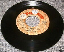 """45rpm~FELTS,Narvel~Before You Have To Go/All In The Name of Love♫Vinyl 7""""Record♫"""