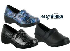 Lyndee Slip-Resistant Nursing Shoes, sz 10 W  NEW!