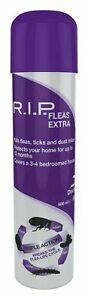 RIP FLEAS EXTRA Household Spray 600ml BEST ALTERNATIVE TO INDOREX BEST PRICE