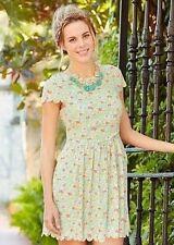 NWT MATILDA JANE POPPY FIELDS Dress Pockets Floral Hello Lovely Women Size 10