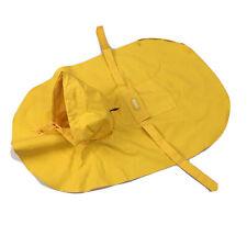 Fashion Pet Signature Collection Dog Raincoat Dog Rain Jacket With Hood Medium