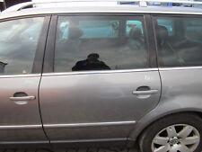 Tür hinten links VW Passat 3B 3BG Variant urbangrey LD7W grau