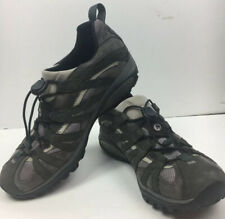 Merrell Siren Stretch OrthoLite Vibram Shoes Dark Shadow/Lilac Women's Size 10.5