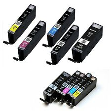 Tintenpatrone Drucker CLI 551 PGI 550 Druckerpatronen Druckerpatrone BLK M C Y