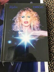 KYLIE MINOGUE - DISCO MEDIA  HARDBACK BOOK  SUPER DELUXE COLLECTORS EDITION