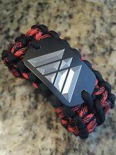 Destiny Warlock Paracord Gamer Bracelet- handmade- para cord