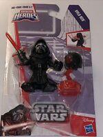 Star Wars Galactic Heroes Kylo Ren Figure. Disney / Hasbro Ages 3+ New