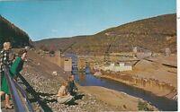 Warren County, PA - Kinzua Dam and Reservoir - Viewing Towards the West