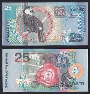 Suriname 25 gulden 2000 FDS/UNC  B-10