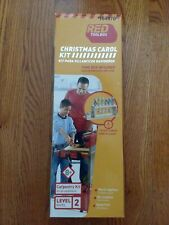 Red Tool Box #164970 Carpentry Christmas Carol Kit Level 2 Brand New & Sealed