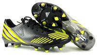 Adidas Predator LZ XTRX SG Fußballschuhe Grau Grün Soccer Gr.  EU 40 2/3 UK 7