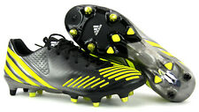 Adidas Predator LZ XTRX SG Fußballschuhe Grau Grün Soccer Gr. 39 1/3