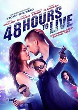 48 Hours to Live (DVD, 2017) DANCE AND HIP HOP USED VERY GOOD